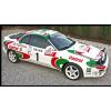 NagyNap.hu - Életre szóló élmények Toyota Celica Rallyautó Vezetés 15 kör