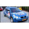 NagyNap.hu - Életre szóló élmények VW Polo Rallyautó Vezetés 10 kör