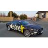 NagyNap.hu Ford Mustang GT 500 LE autóvezetés Euroring 2 kör