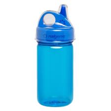Nalgene Grip 'n Gulp 350 ml kék kulacs, kulacstartó