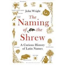 Naming of the Shrew – John Wright idegen nyelvű könyv
