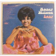 Nancy Wilson - Easy LP (VG/VG) USA jazz