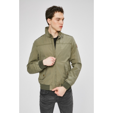 NAPAPIJRI Rövid kabát - oliva színű