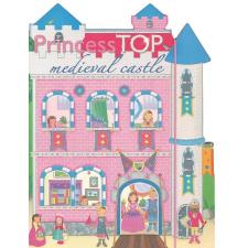 Napraforgó Kiadó - PRINCESS TOP - MEDIEVAL CASTLE (PINK) gyermek- és ifjúsági könyv