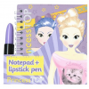 Napraforgó Könyvkiadó Napraforgó Princess TOP - Notepad and lipstick pen