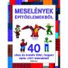 Napraforgó LEGO - Meseházak építőelemekből