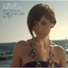 NATALIE IMBRUGLIA - Glorious: The Singles 97 to 07 CD egyéb zene