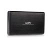 Natec RHINO Ext USB 3.0 ház for 3.5\'\' SATA HDD-hez  fekete alumínium