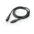 Natec Toslink optikai kábel; fekete; 1 m; bliszter