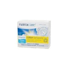 Natracare bio tampon super 10 db intim higiénia