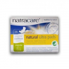 Natracare Natracare bio betét normál 14 db intim higiénia