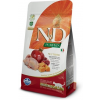 Natural & Delicious N&D Grain Free Cat Pumkin ivartalanított Fürj 1.5kg