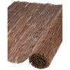 NATURE 10 mm vastag kerti fűzfa válaszfal 1,5 x 3 m