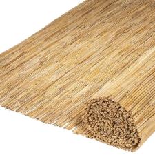 NATURE 2 db bambusznádas kerti térelválaszló 500 x 150 cm kerti dekoráció