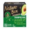 Nature Box avokádó szilárd sampon, 85 g