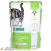 Natures Protection Alutasakos Adult Cat Urinary Health Chicken amp;cod 100g
