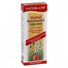 Naturland Herbal Svédkeserű hajszesz hajápoló szer