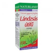 Naturland Lándzsás útifű szirup 150 ml táplálékkiegészítő