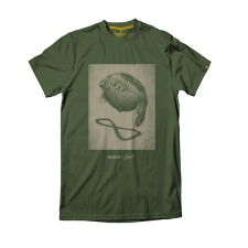 Navitas stanart shadow tee green 3xl horgászkiegészítő
