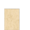 Nebuló Előnyomott papír, kétoldalas, A5, 90 g, SIGEL, bézs, márványos