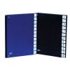Nebuló Előrendező, A4, 1-31, karton, DONAU, sötétkék