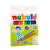 Nebulo Filctoll készlet, 1 mm, NEBULÓ, 12 különböző szín [12 db]