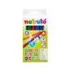 Nebulo Filctoll készlet, Jumbo, 2 mm, NEBULÓ, 12 különbözõ szín