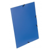 "Nebuló ""Gumis mappa, 15 mm, PP, A4, VIQUEL """"Standard"""", kék"""
