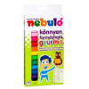 Nebulo Gyurma, színes, 12 darabos, NEBULÓ