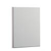 Nebuló Gyűrűs könyv, panorámás, 4 gyűrű, 70 mm, A4, PP/karton, PANTA PLAST, fehér
