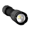 Nedes Focus LED elemlámpa (5W - 85lm) fekete