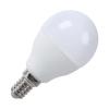 Nedes LED lámpa E14 (8W/160°) Kisgömb- természetes fényű
