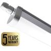 Nedes Mennyezeti por és páramentes LED lámpatest (40W) 120 cm, 4000K