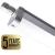 Nedes Mennyezeti por és páramentes LED lámpatest, mozgásérzékelős (40W) 120 cm, 4000K