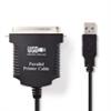 Nedis CCGP60880BK20 USB nyomtatókábel