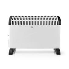 Nedis Nedis Radiátor   Hőfokszabályozó   Ventilátor Funkció   Időzítő Funkció   3 Fokozat   2000 W   Fehér hűtés, fűtés szerelvény