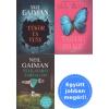 Neil Gaiman 3 Neil Gaiman novelláskötet csomagban