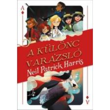 Neil Patrick Harris A különc varázsló gyermek- és ifjúsági könyv
