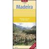Nelles Madeira térkép - Nelles