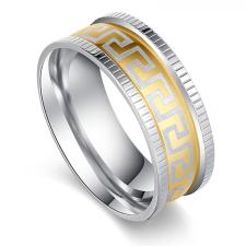 Nemesacél gyűrű (ES2056) 59 mm gyűrű