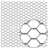 NEMMEGADOTT háló hatszögletű galvanizált 25x0.8 mm 0.5x10 m