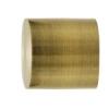 NEMMEGADOTT rúdkarnis végzáró óarany D=16 mm KANSAS