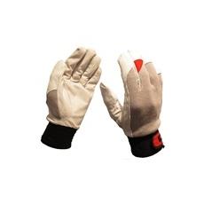 NEMMEGADOTT védőkesztyű bőr tenyér sztreccs kézfej GUIDE 43 (10)