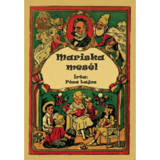 Nemzeti Örökség PÓSA LAJOS - MARISKA MESÉL idegen nyelvű könyv