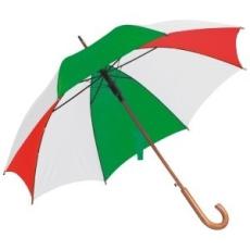 Nemzeti színű automata esernyő