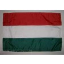 Nemzeti színű hurkolt poliészter zászló 80x120cm kerti dekoráció