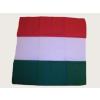 Nemzeti színű kendő (55x55 cm)