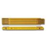 Neo mérővessző 2m-es, fehér-sárga  74-020