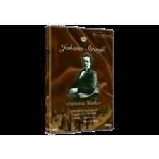 Neosz Kft. The Vienna Symphonic Orchestra - Johann Strauss: Famous Works (Dvd) klasszikus