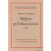 Népies politikai cikkek (1848)